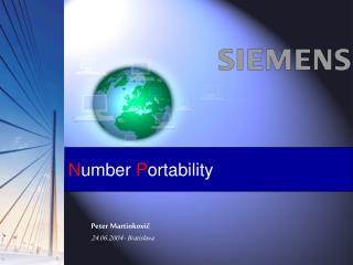 N umber  P ortability