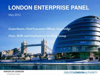 LONDON ENTERPRISE PANEL