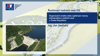 Ředitelsví vodních cest  ČR