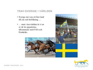 Trav-Sverige i världen
