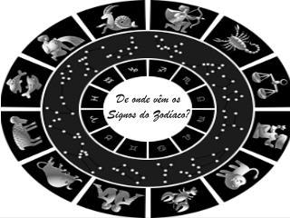 De onde vêm os Signos do  Zodíaco?