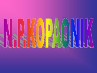 N.P.KOPAONIK