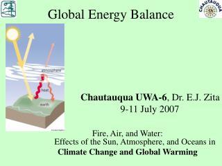 Global Energy Balance