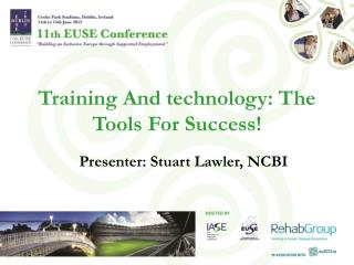 Training And technology: The Tools For Success!