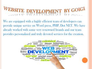 DEVELOPMENT SERVICES BY GOIGI (1)