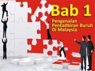 Tumpuan kepada  Proses &  Struktur Pentadbiran Buruh  Malaysia,  khusus Sektor Awam