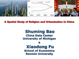 Spatial Distribution  and Trends of Religious Sites in China