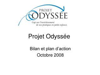 Projet Odyssée