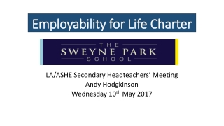 Employability For Life