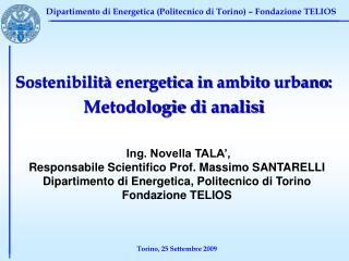 Torino, 25 Settembre 2009