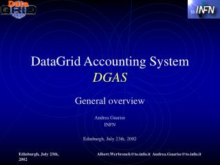 DataGrid Accounting System DGAS
