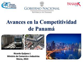 Avances en la Competitividad de Panamá