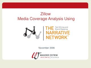 Zillow  Media Coverage Analysis Using