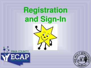 Registration and Sign-In