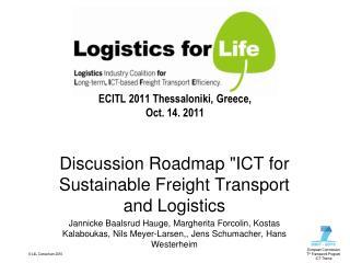 ECITL 2011  Thessaloniki ,  Greece ,  Oct . 14. 2011