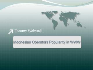 Tommy Wahyudi