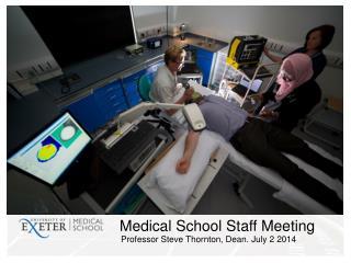 Medical School Staff Meeting