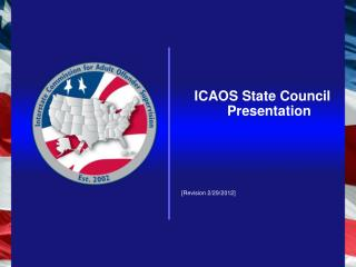 ICAOS State Council Presentation              [Revision 2