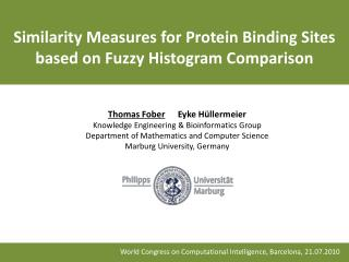Similarity Measures for Protein Binding Sites based on Fuzzy Histogram Comparison