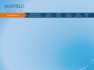 Mayfield PPT template 2013