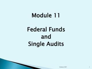 Audits  Resolution