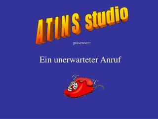 A T I N S  studio