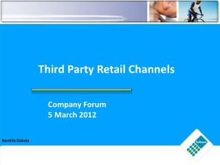 Third Party Retail Channels