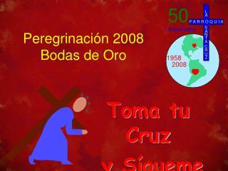 Peregrinación 2008 Bodas de Oro