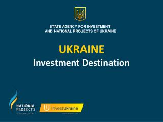 UKRAINE Investment Destination