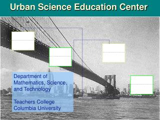Urban Science Education Center