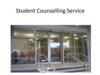Student Counselling Service