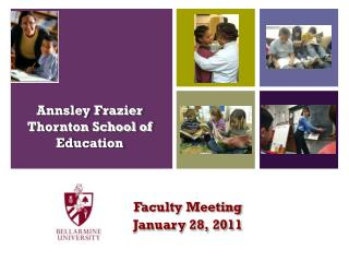 Annsley Frazier Thornton School of Education