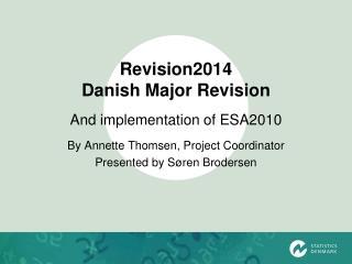 Revision2014 Danish Major Revision