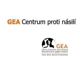 GEA Centrum proti násilí