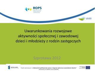 Szprotawa 2012
