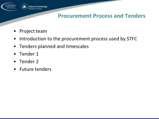 Finance, Accounting  Procurement Services and ICT Workshop