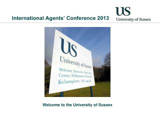 International Agents' Conference 2013