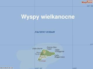 Wyspy wielkanocne