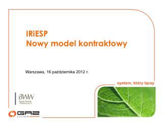 Warszawa,  16 października 2012 r.