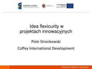 Idea  flexicurity  w projektach innowacyjnych