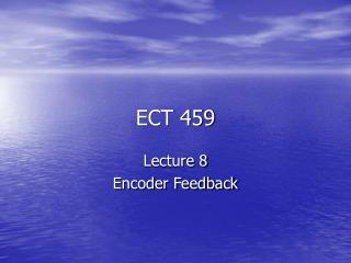 ECT 459