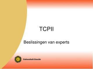 TCPII