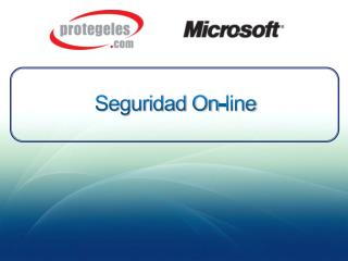 Seguridad On-line