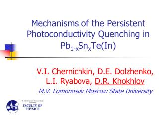 Mechanisms of the Persistent Photoconductivity Quenching in Pb 1-x Sn x Te(In)