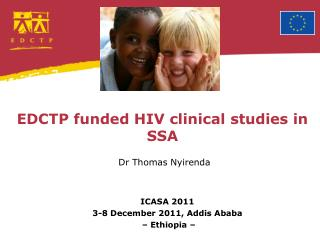 EDCTP funded HIV clinical studies in SSA