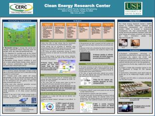 Harnessing Energy and the Environment