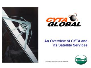 An Overview of CYTA and its Satellite Services