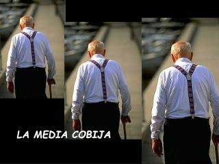 LA MEDIA COBIJA
