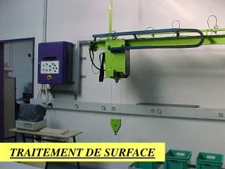TRAITEMENT DE SURFACE