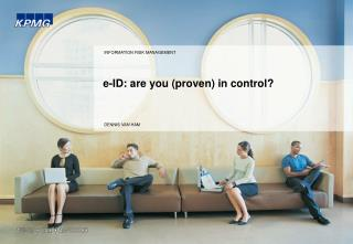 e-ID: are you (proven) in control?